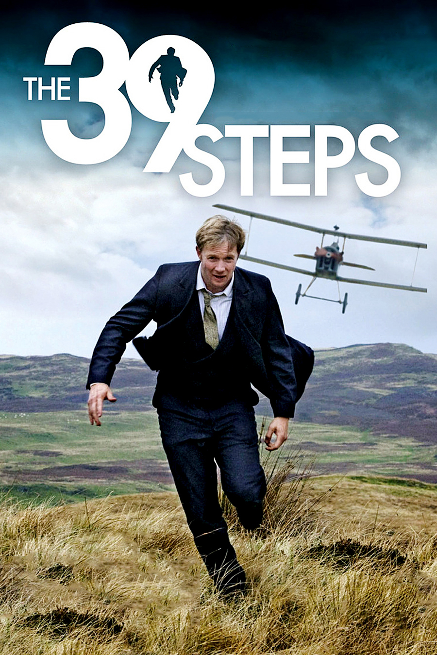 Rupert Penry-Jones in The 39 Steps (2008) UK poster
