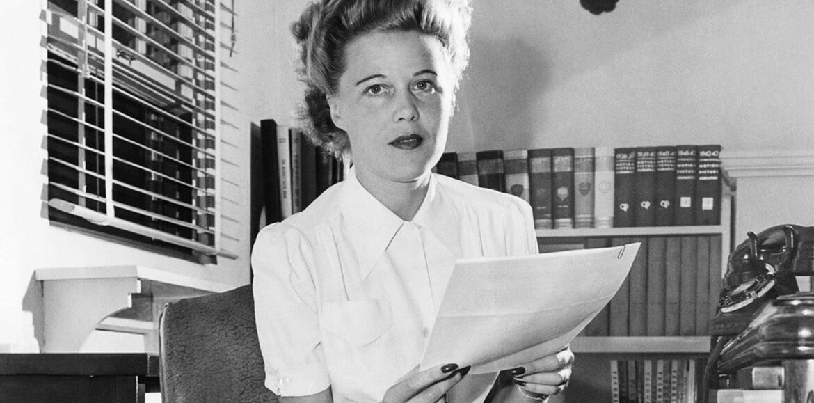 Joan Harrison: Hitchcock's Most Frequent Collaborator