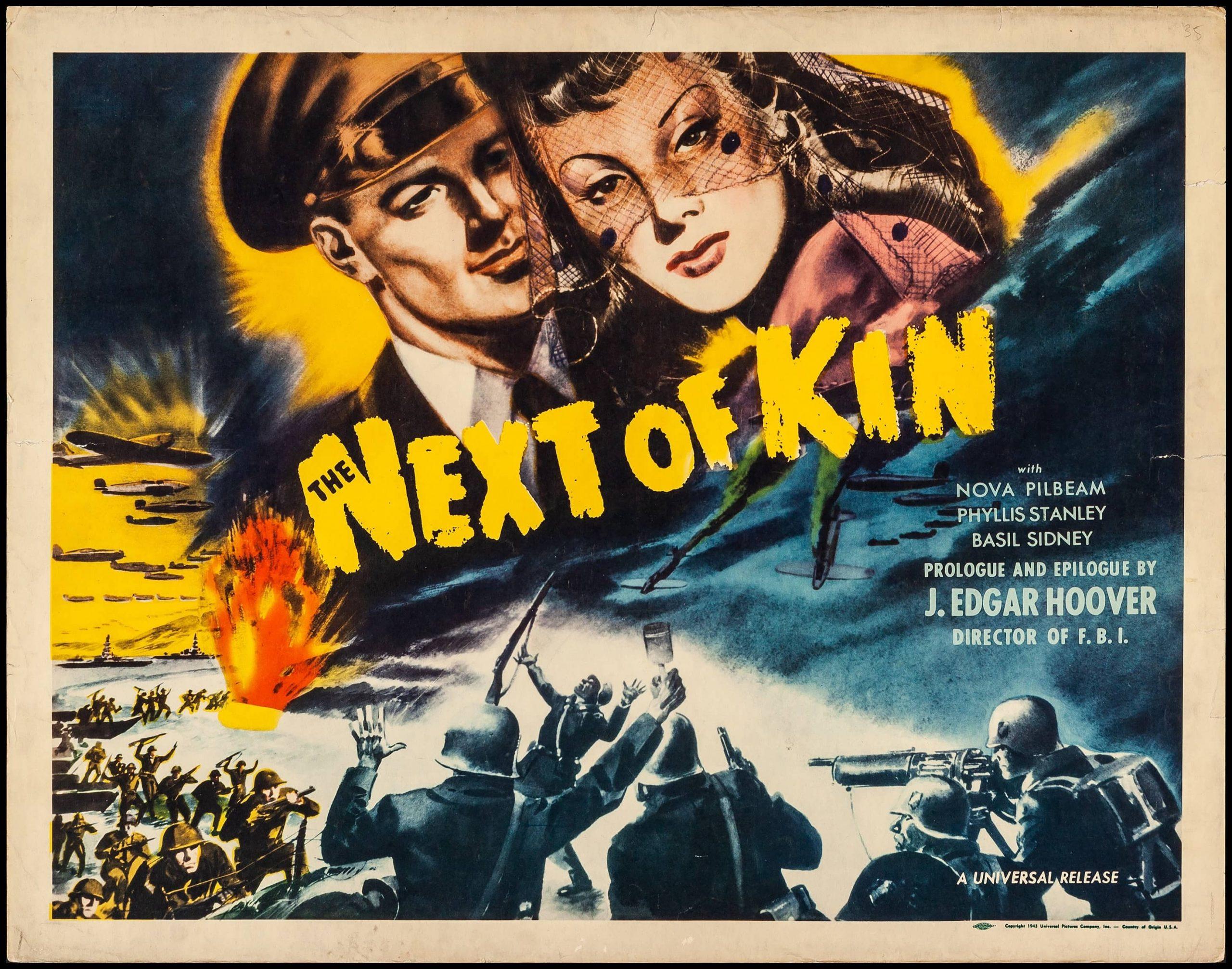 The Next of Kin (1942) US lobby card