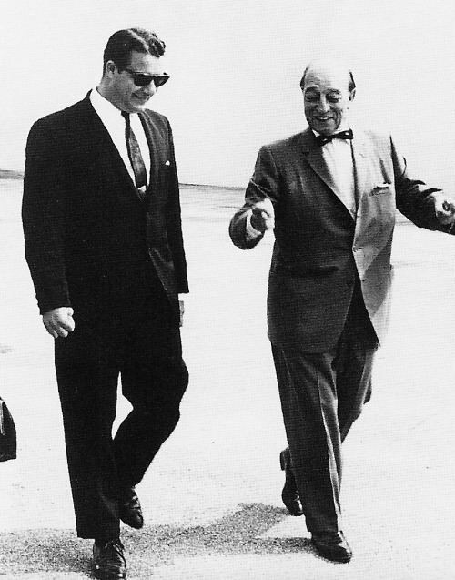 Rohauer and Buster Keaton, 1960s